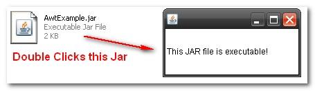 make-jar-executable