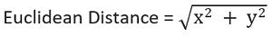 Python   Euclidean Distance (1)