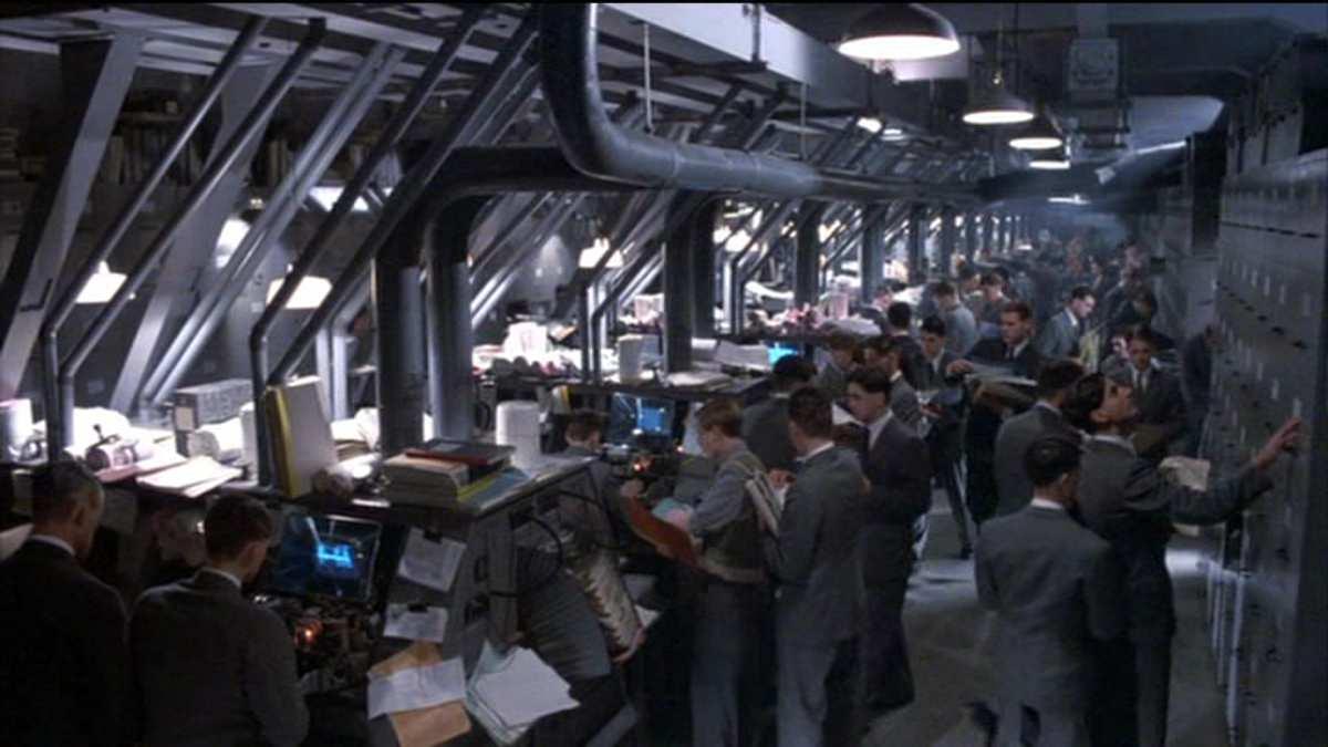 巴西(1985年),特里·吉利姆(Terry Gilliam)