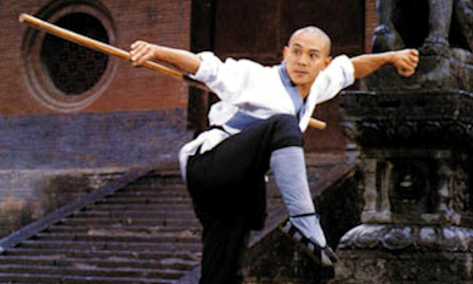 张信延少林寺(1982)张信延少林寺(1982)
