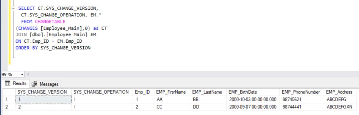 SQL Server Audit - Complete CT data after delete