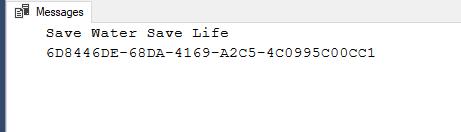 Multiple SQL variables