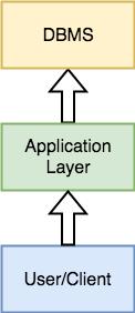 2-tier dbms architecture