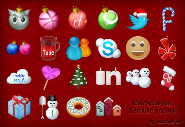 社交圣诞节