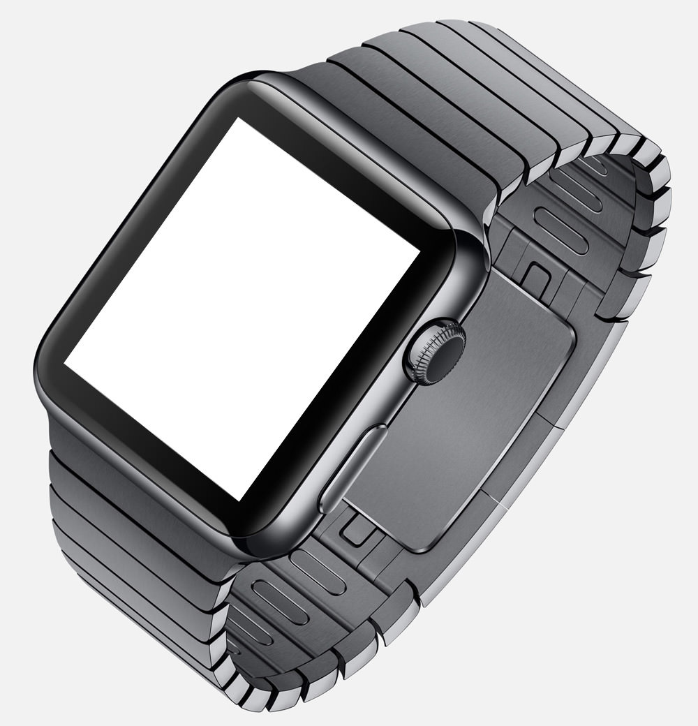 苹果手表PSD高分辨率