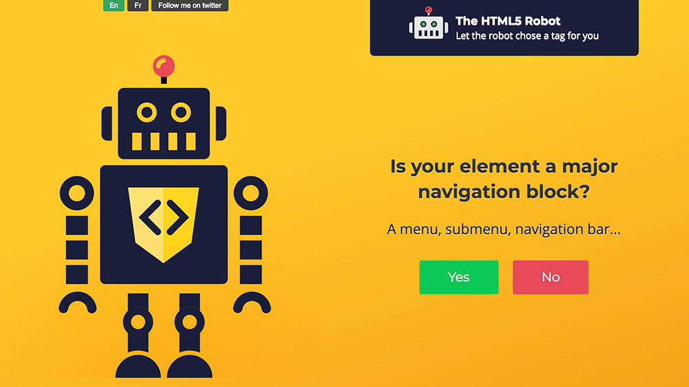 html5机器人代码生成器