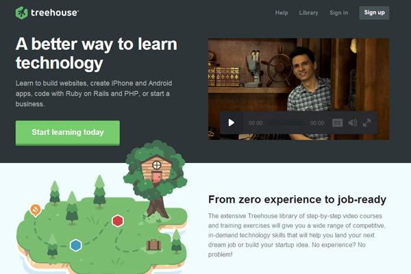 网页设计教育首页平面界面设计