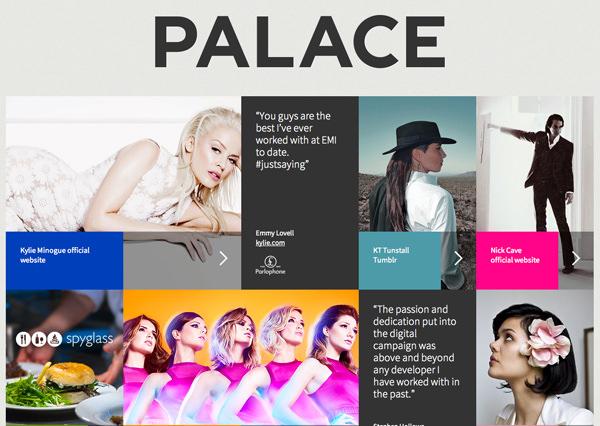 宫殿卓越设计工作室公寓网站