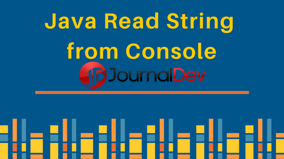 java read string from console