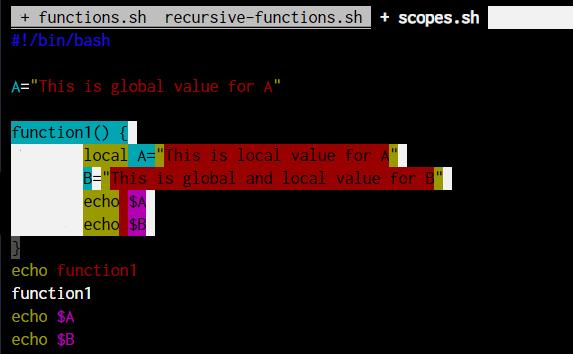 Highlight Code Vim