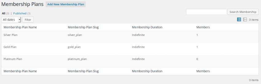 SUMO Memberships是一个完整的WordPress WooCommerce会员系统