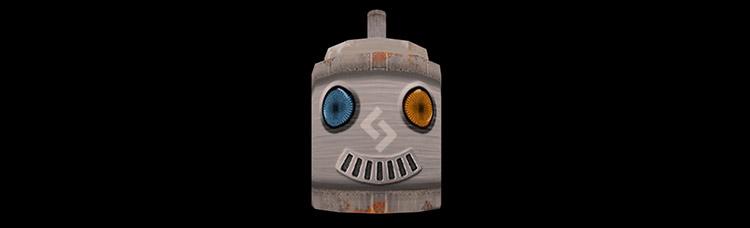 SitePointy 3D机器人截图