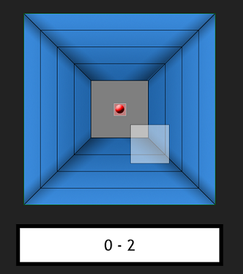 jpong with no blocks game by jquery
