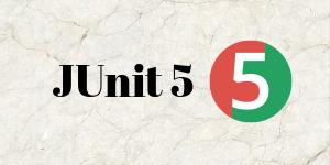 junit 5徽标