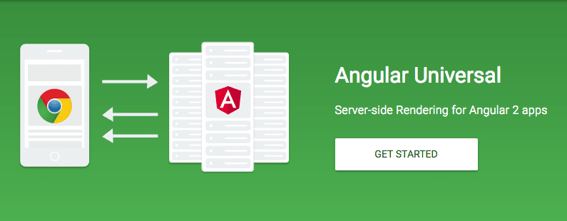 Angular 2 Universal