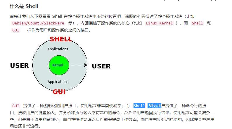 什么是 Shell?