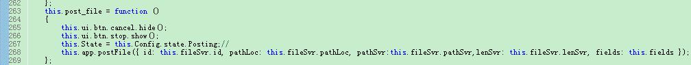 Java实现浏览器端大文件分片上传组件插图