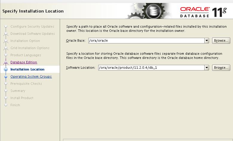 CentOS7安装Oracle11G完整版图文教程一(基础安装)