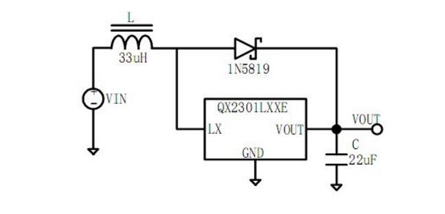 QX2301LXXE电路