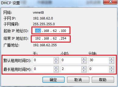 DHCP参数