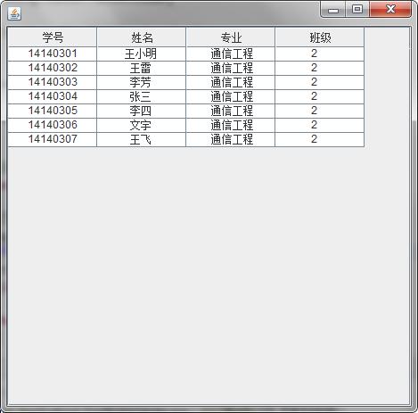 教师学生名单页面