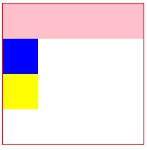 block元素的样式