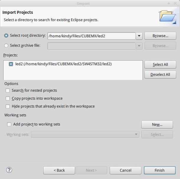 Linux Windows配置stm32免费开发环境详细流程