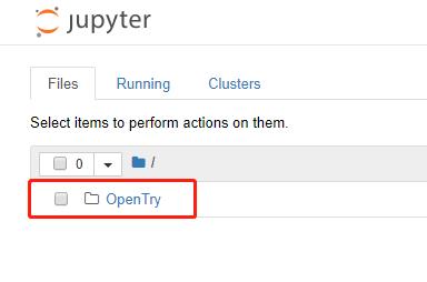 启动目录变成了 OpenTry
