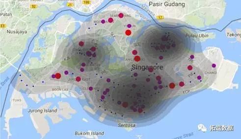 【大数据部落】R在GIS中用ggmap地理空间数据分析