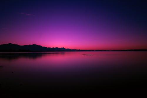 优美的晚霞原来是这样拍出来的,教你相机这样设置,效果堪比单反