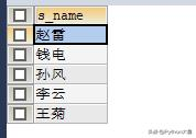 Python 之 MySql 每日一练 31——查询1990年出生的学生名单