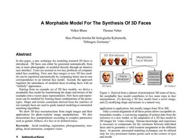 FACEGOOD 推出10万点人脸关键点跟踪,重新定义工业级人脸3D重建