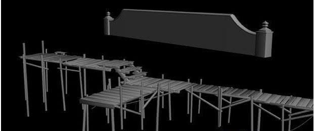 3D建模场景怎么做?今天的干货来啦,机不可失失不再来