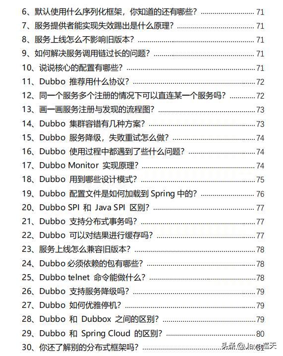 Java程序员:为了跳槽刷完1000道真题,没想到老板直接给我升职了