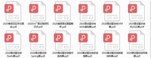 """迎战大厂!""""金九银十""""和秋招通过率达95%的Java面试要点集锦"""
