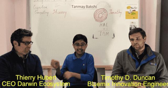 """开挂的印度裔00后:7岁""""出道""""教编程,12岁成为IBM荣誉顾问"""