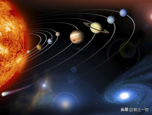 python的pygame模拟太阳-地球-月亮-金星等动态示意图代码分析