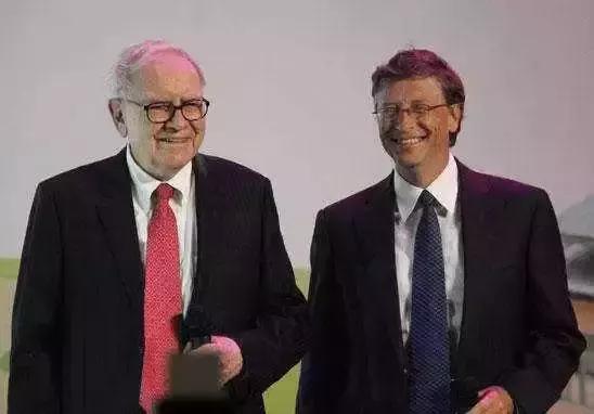 比尔盖茨为什么能成为世界首富?