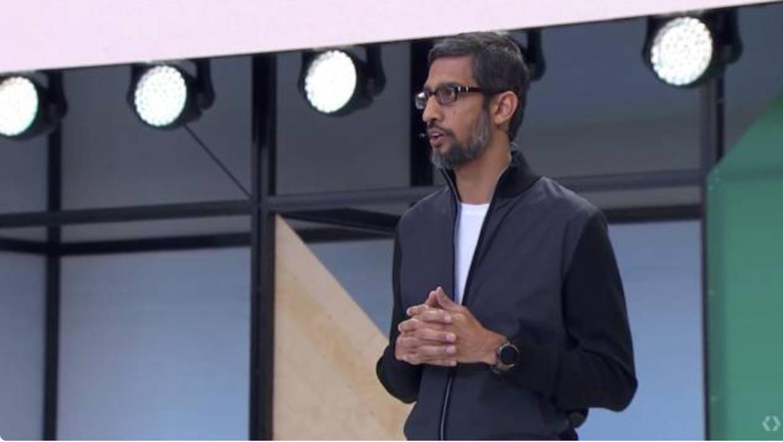谷歌CEO Sundar Pichai