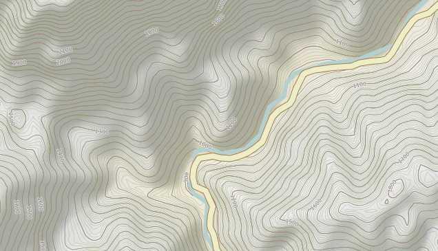 如何获取高程/地形/等高线数据