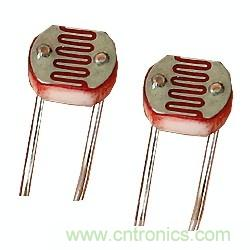 光敏电阻器