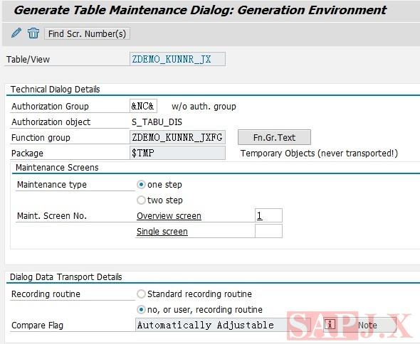 table_maintenance_view_02_06_Demo_Table_Maintenance_Generation_Environment
