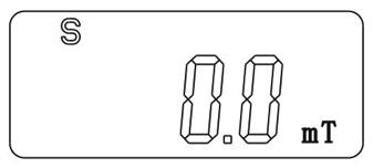 GM505高斯计使用方法图解(图6)