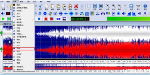给音频添加背景音乐 GoldWave软件运用教程分享