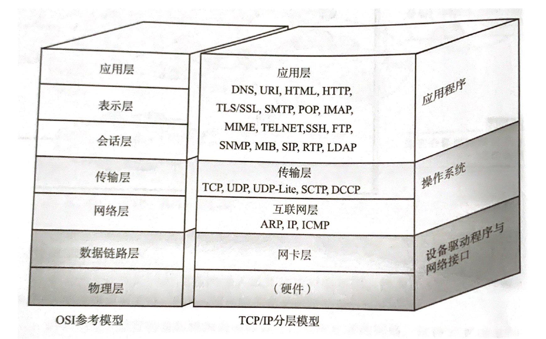 ip协议作用于什么层_TCP/IP入土指南_小林夕-CSDN博客_表示层的作用就是将数据的计算机 ...