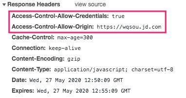 Access-Control-Allow-Credentials