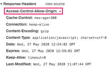 Access-Control-Allow-Origin