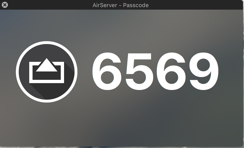 屏幕上显示code