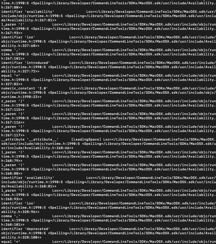 查看编译代码