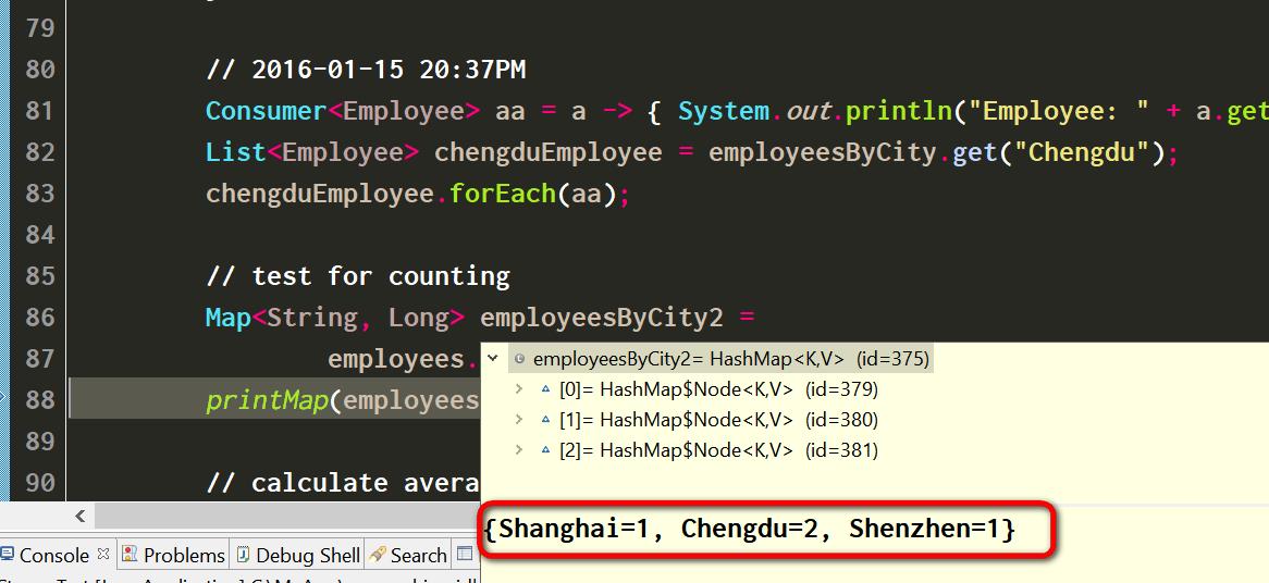 使用Java Stream API将List按自定义分组规则转换成Map的一个例子 - JerryWang_汪子熙 ...